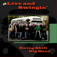 Alive & Swingin' cover crop 200